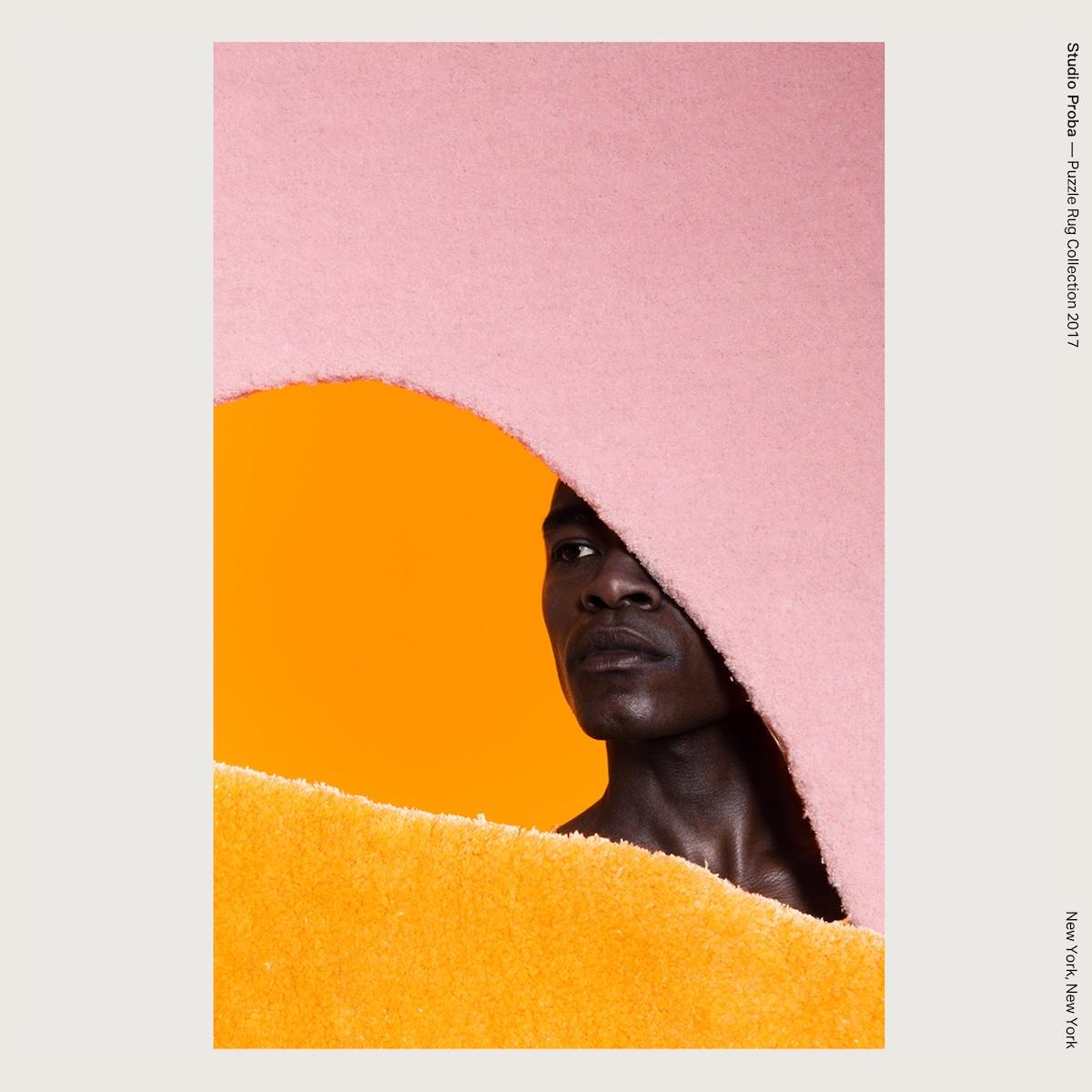 Studio Proba — Puzzle Rug Collection 2017