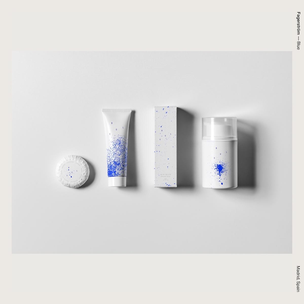 Fagerström — Blue
