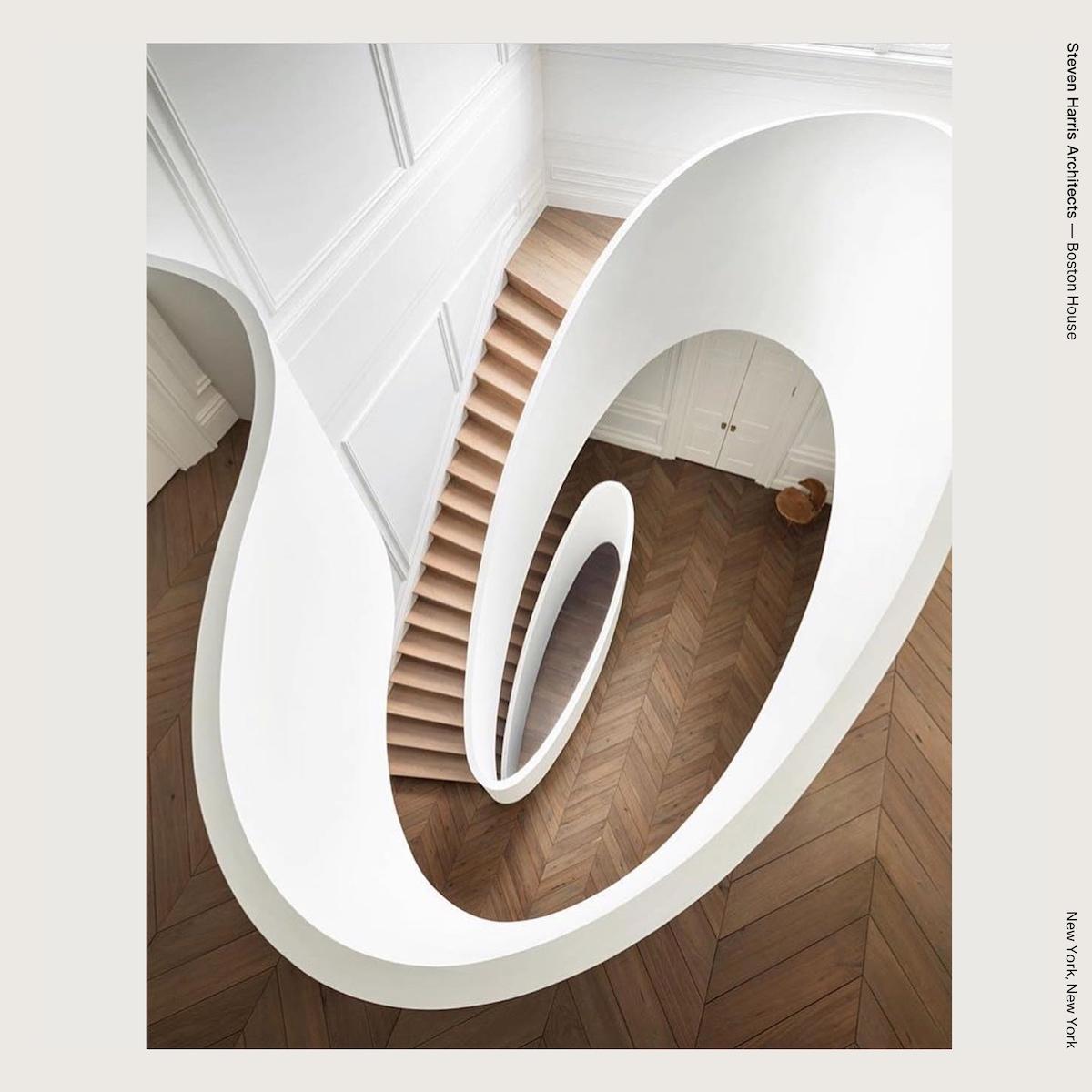 Steven Harris Architects — Boston House