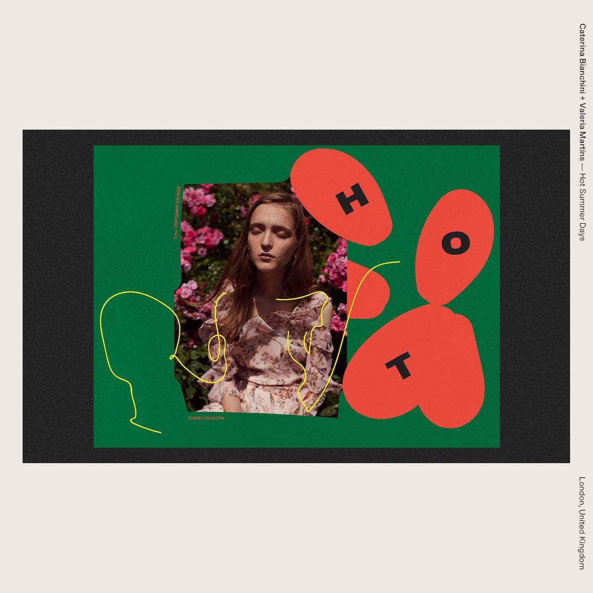 Caterina Bianchini + Valeria Martins — Hot Summer Days