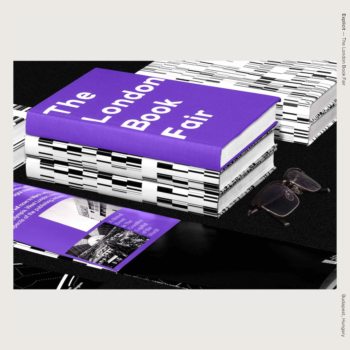 Explicit — The London Book Fair