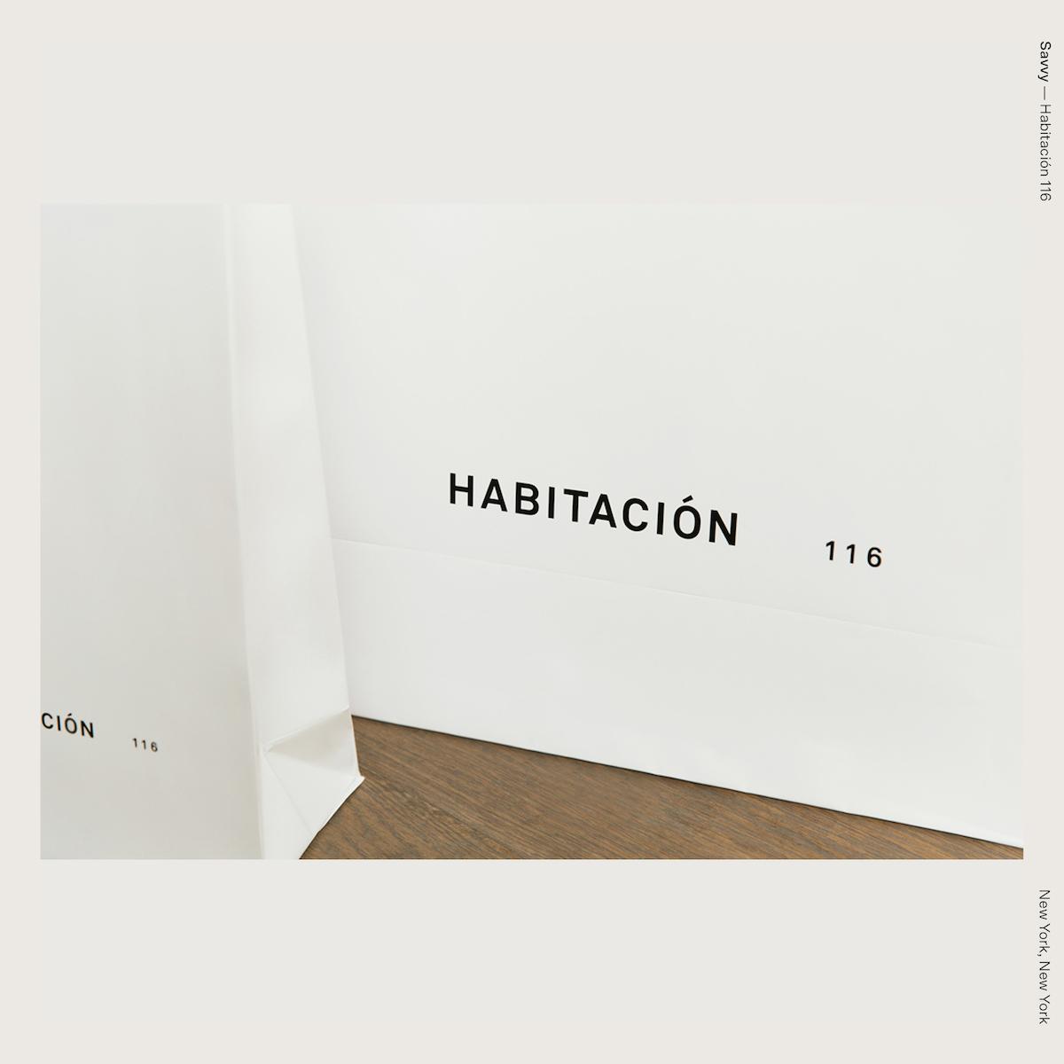 Savvy — Habitación 116