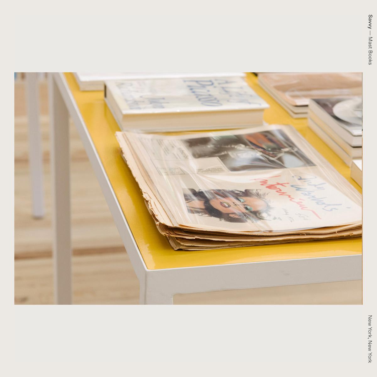 Savvy — Mast Books