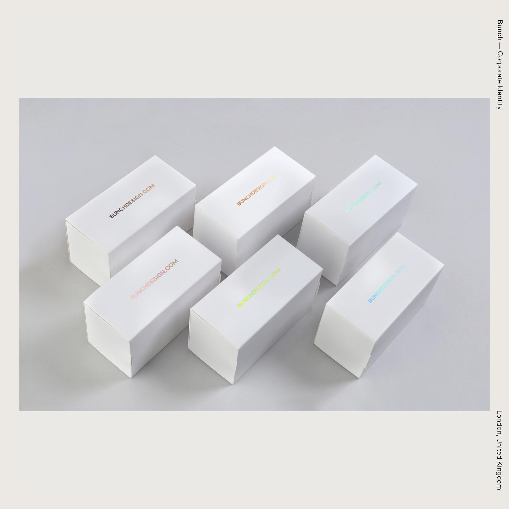 Bunch — Corporate Identity