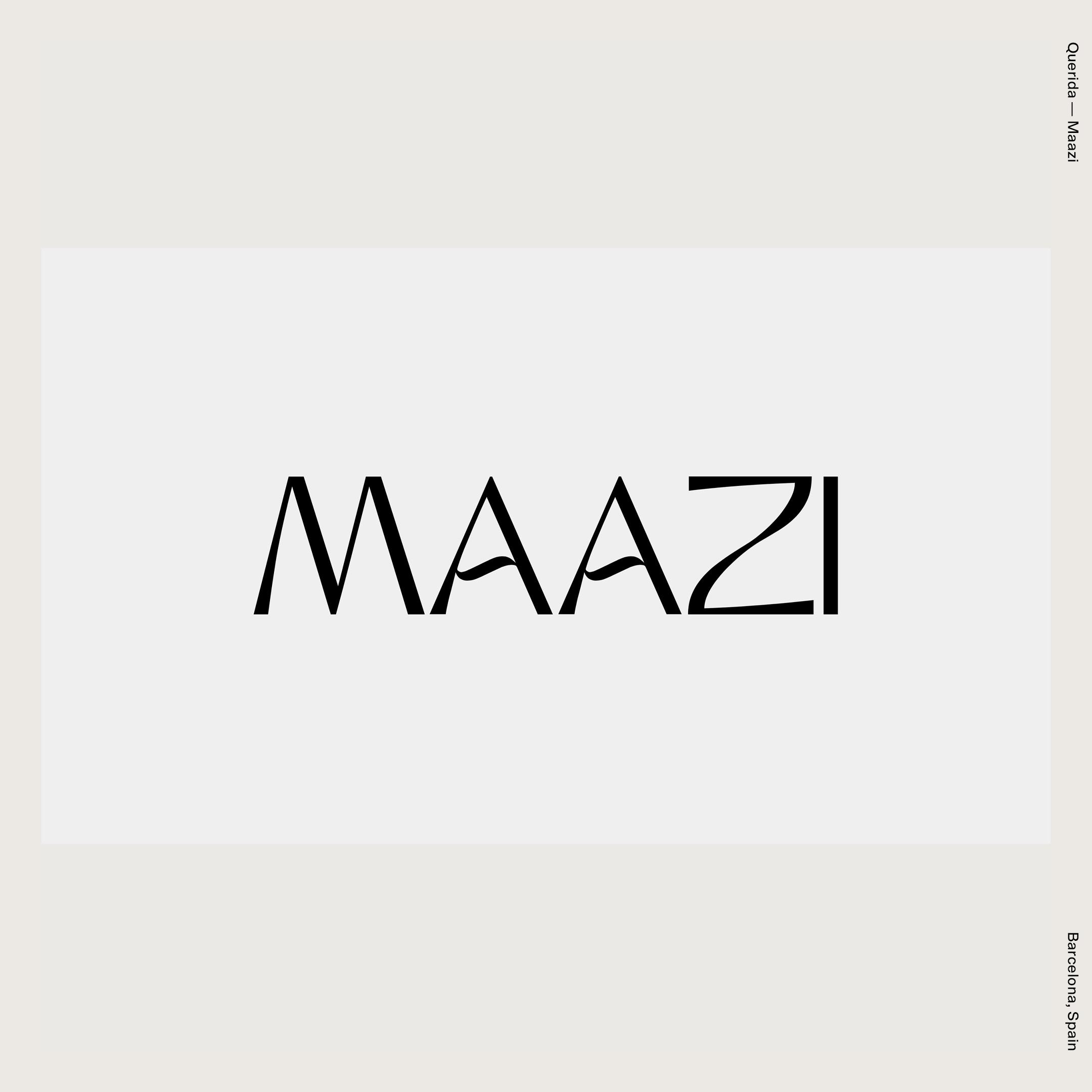 Querida —Maazi