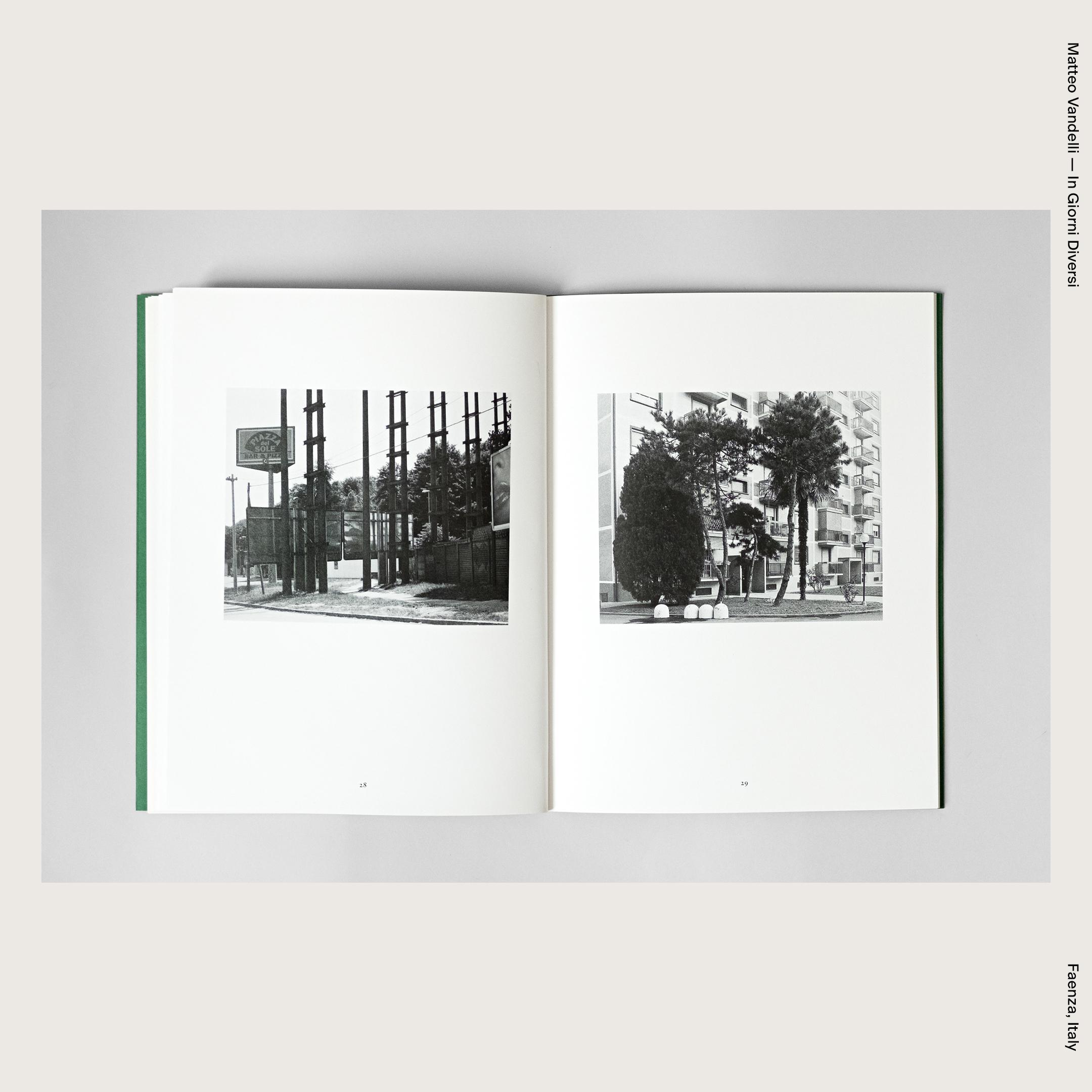 Matteo Vandelli — In Giorni Diversi