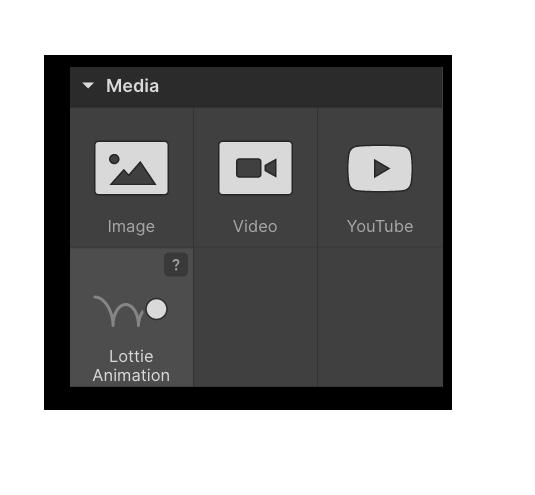 Webflow Media Components