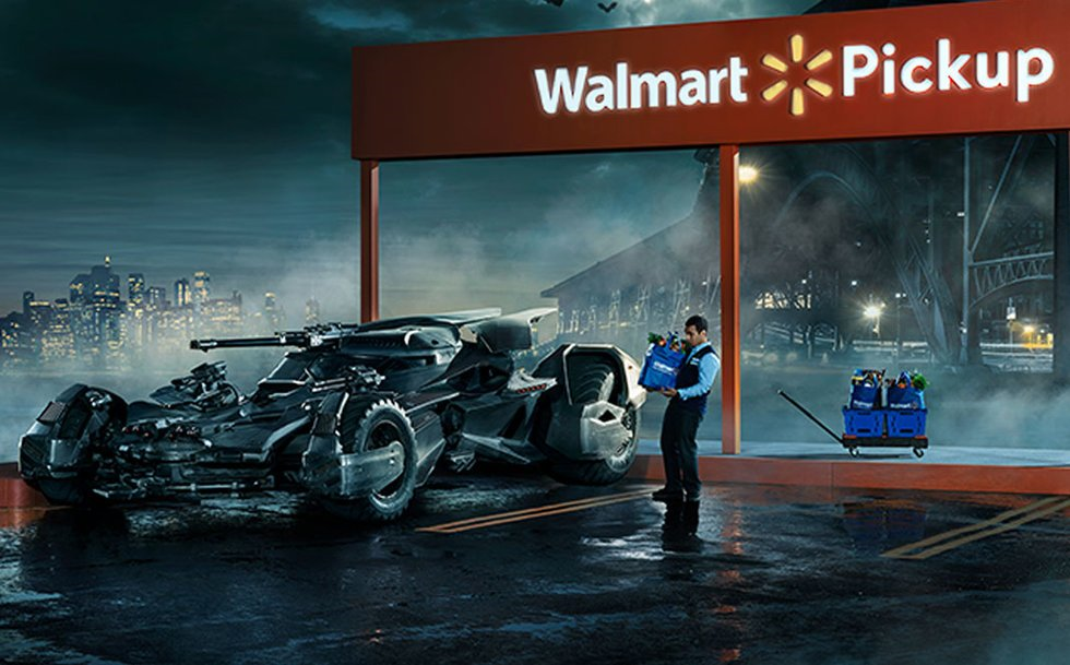 Walmart begings 2019 with a viral commercial