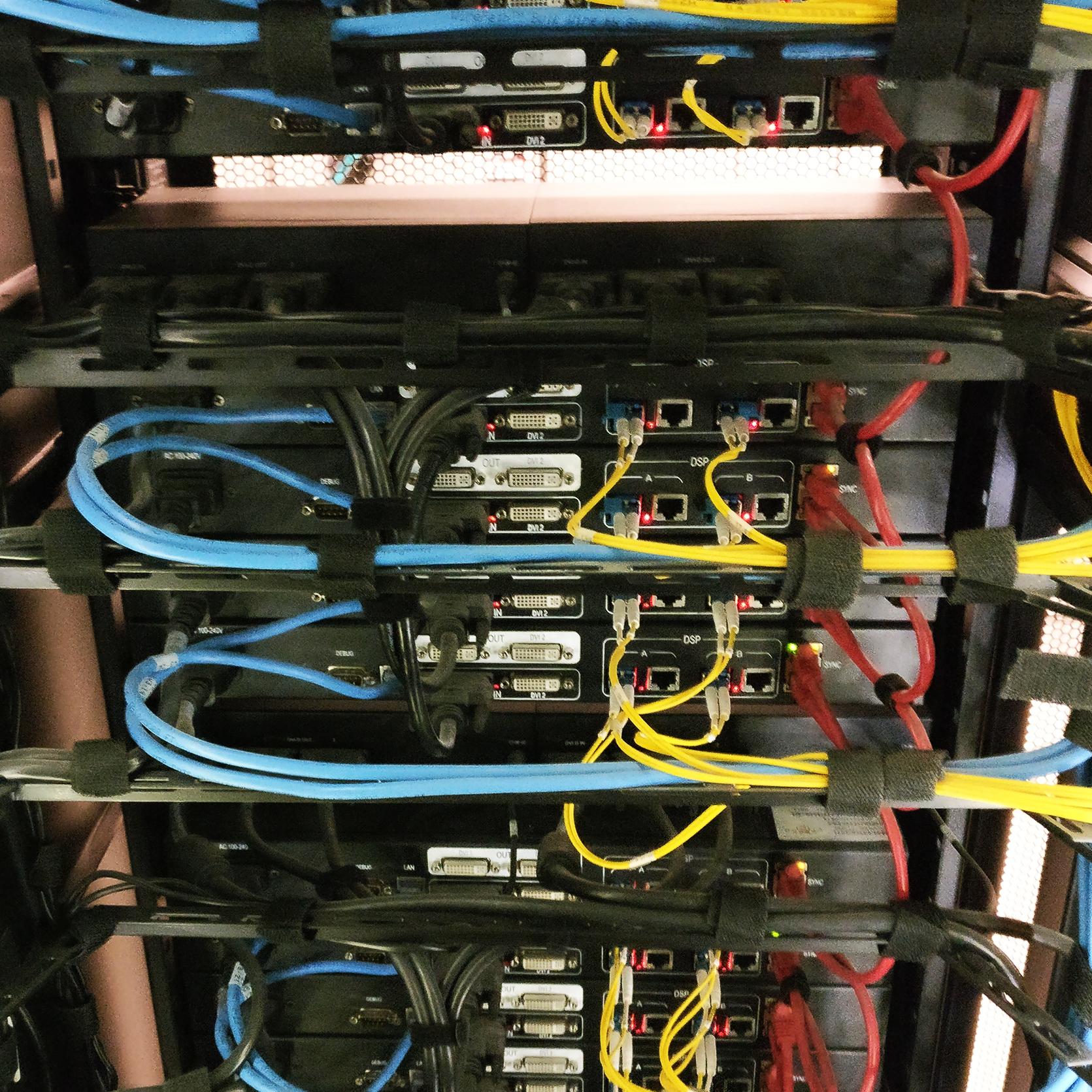 R&W Rack & Build Installation