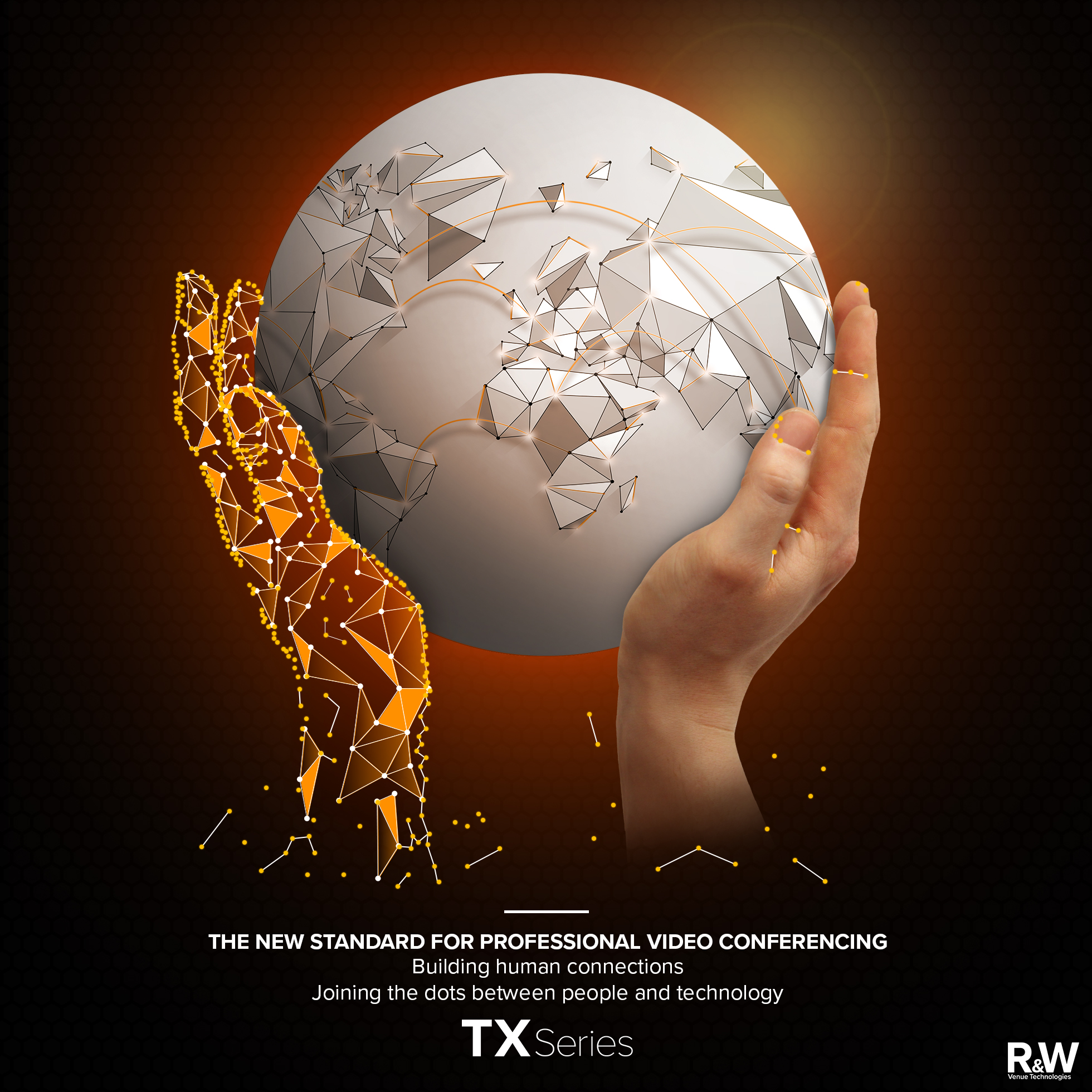 R&W TX Series Connecting the world
