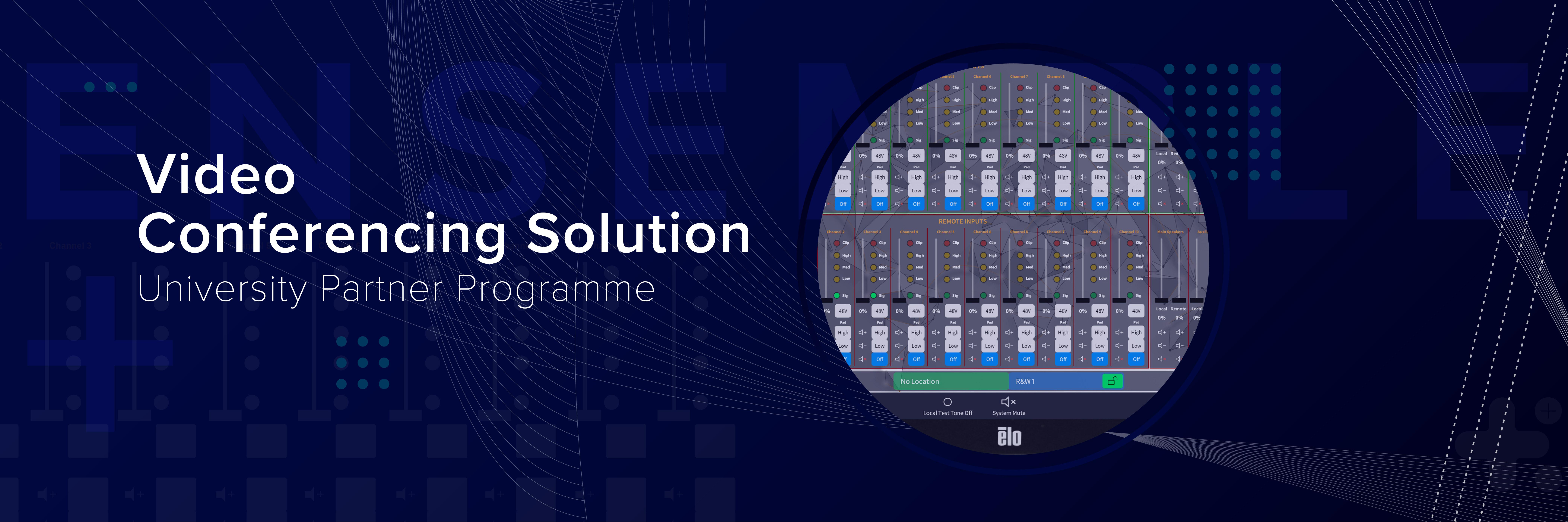Ensemble + University Partner Programme Video Conferencing Solution