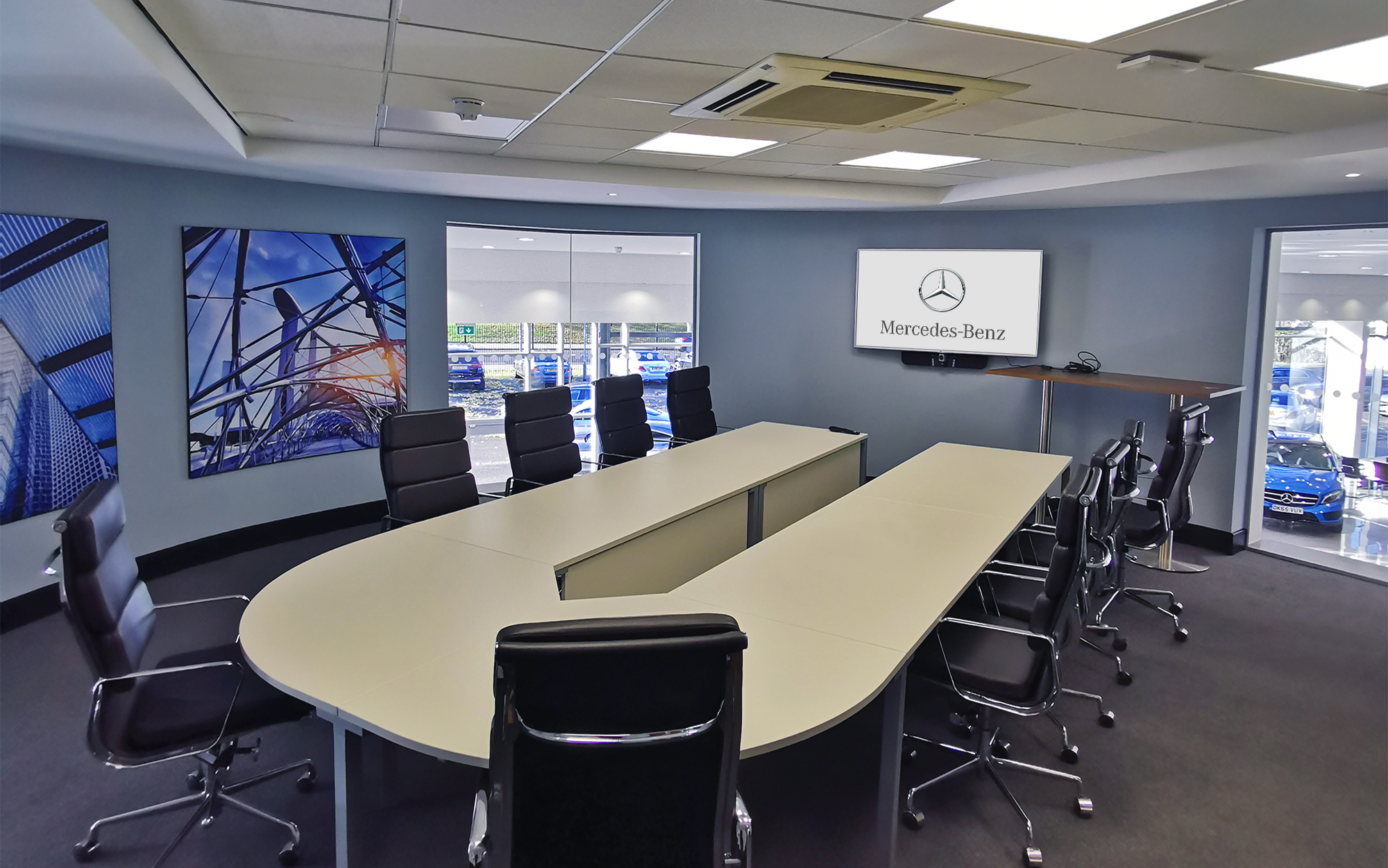 LSH Property Conference Room Upgrade