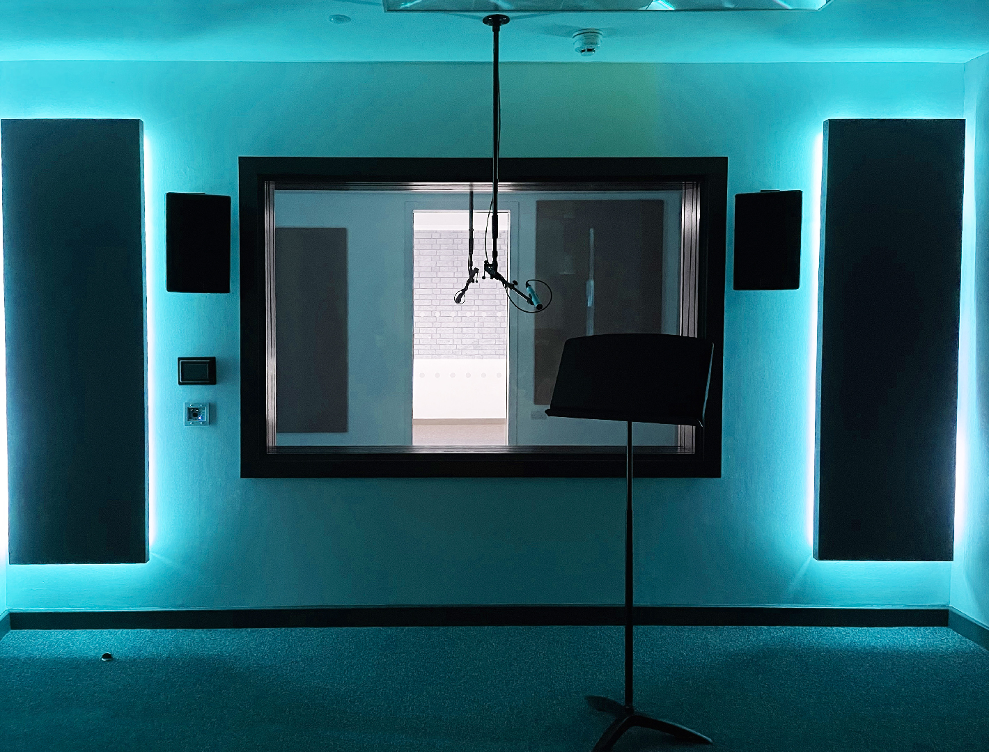 G Room Audio Visual Solution