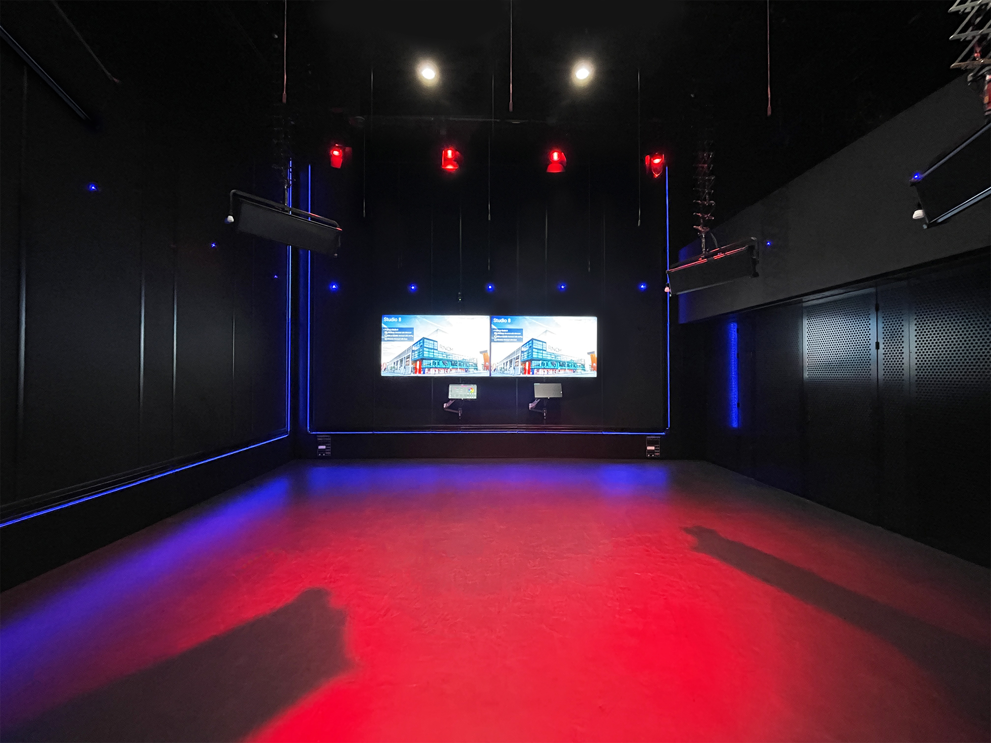Technical Studio Upgrade for Education Teaching & Performance