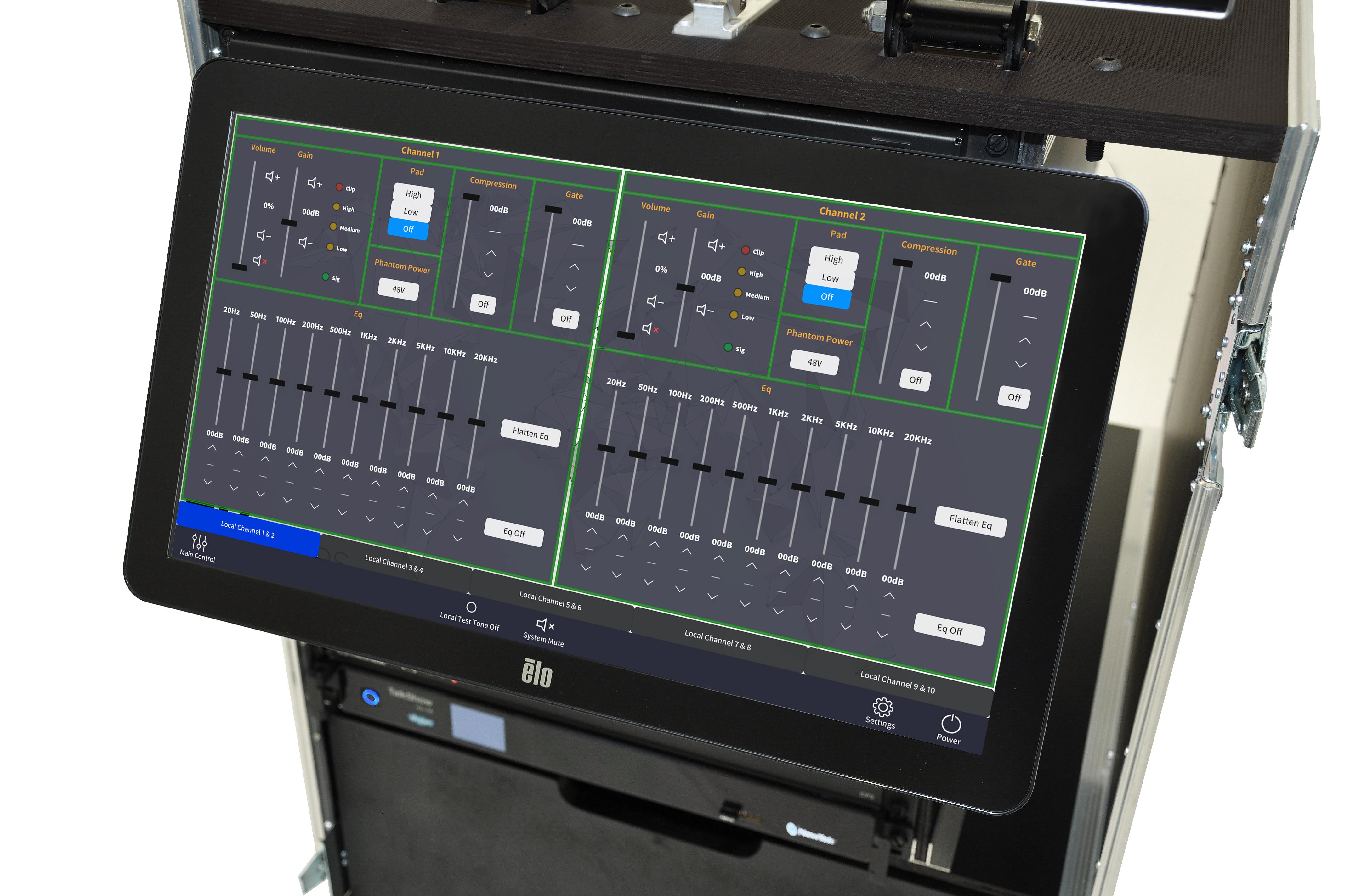Ensemble+ Programme Video Conferencing Solution