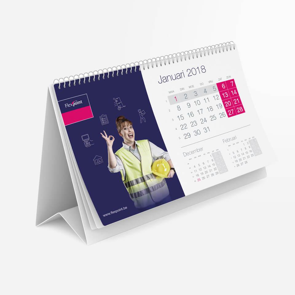 Flexpoint kalender