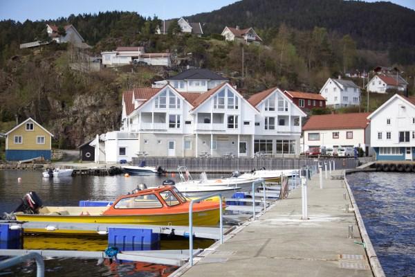 Marvik gjestehamn