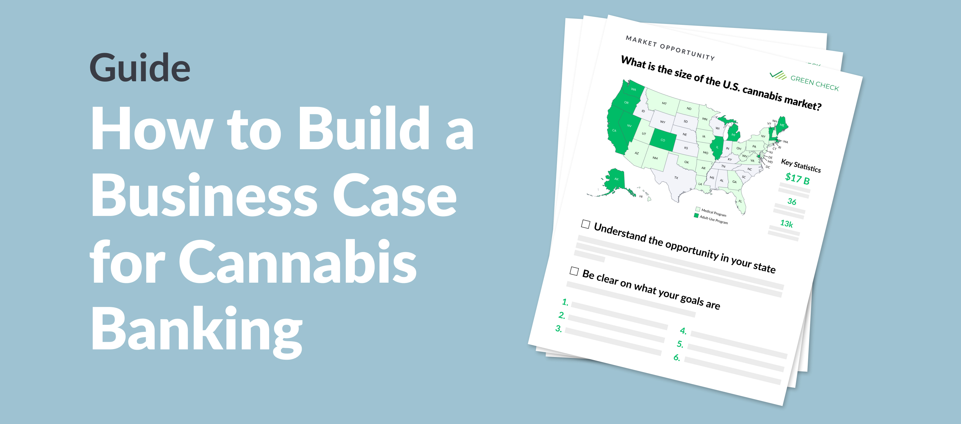 How to Build a Business Case for Cannabis Banking