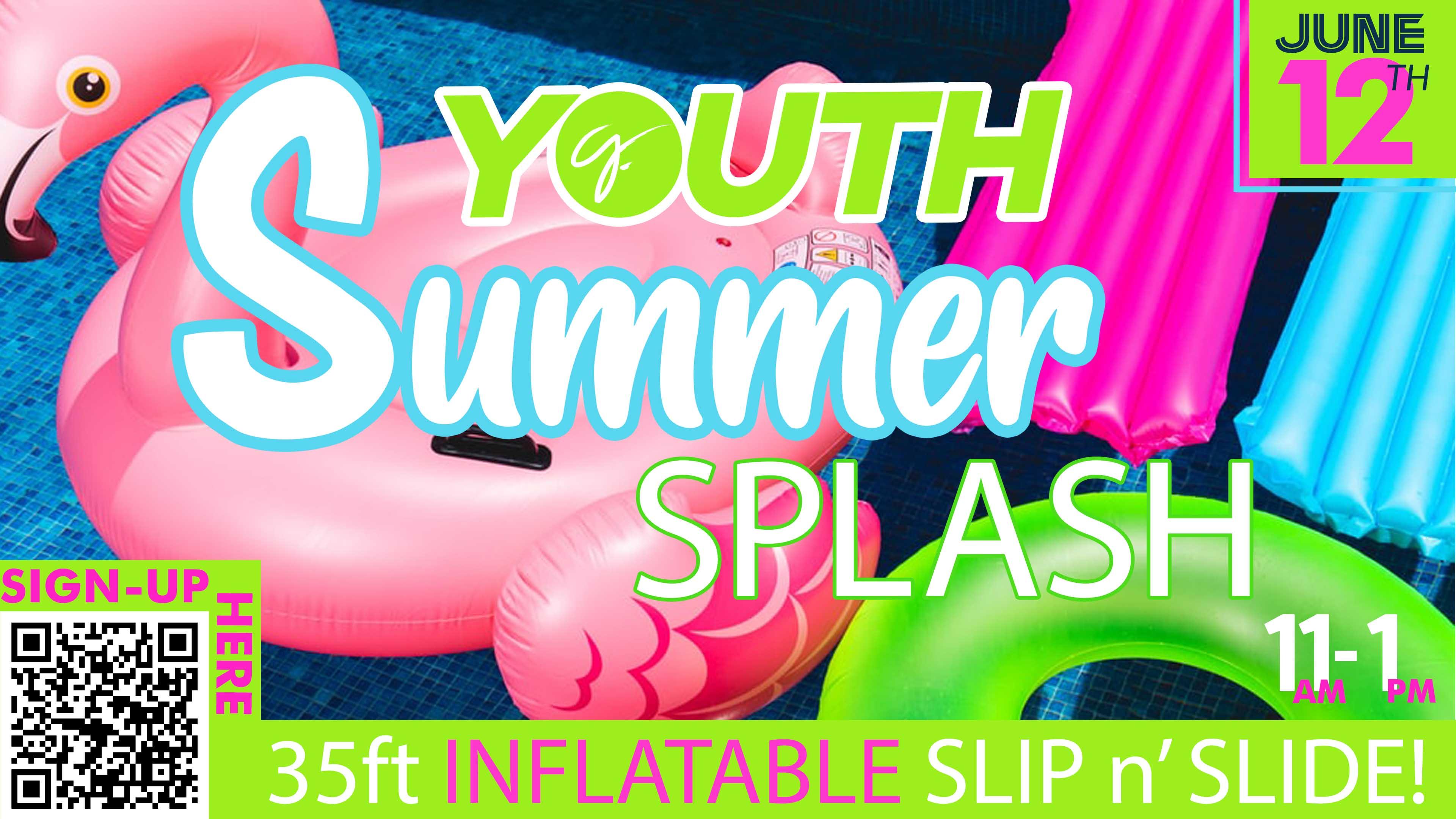 YOUTH Summer Splash