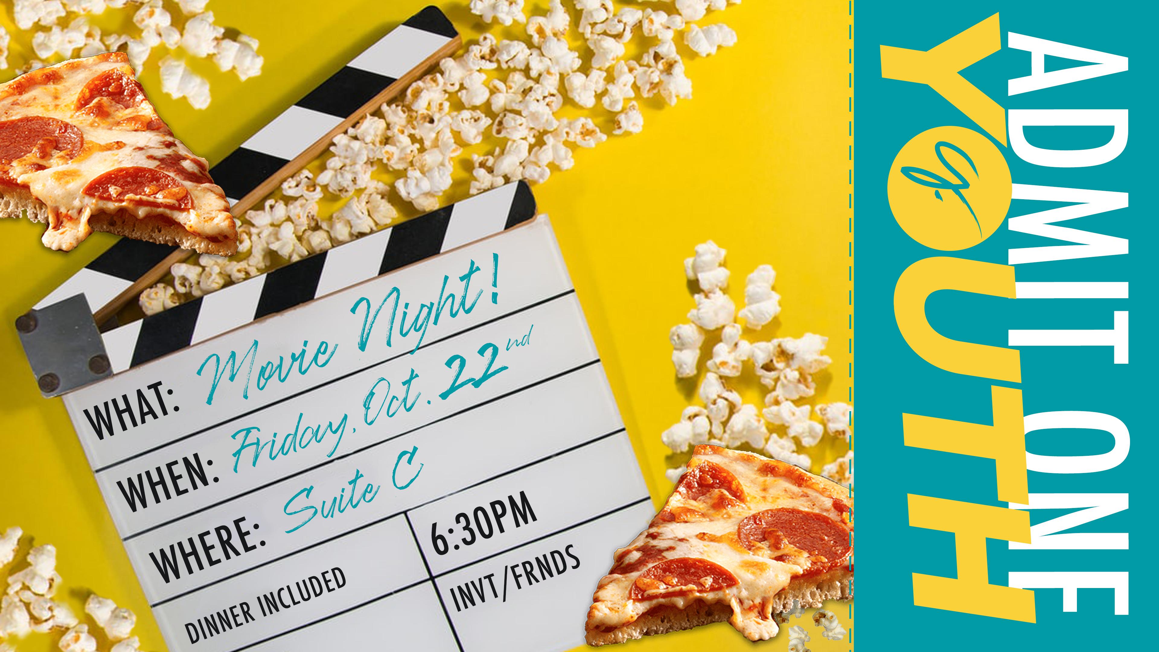 G+F YOUTH Movie Night