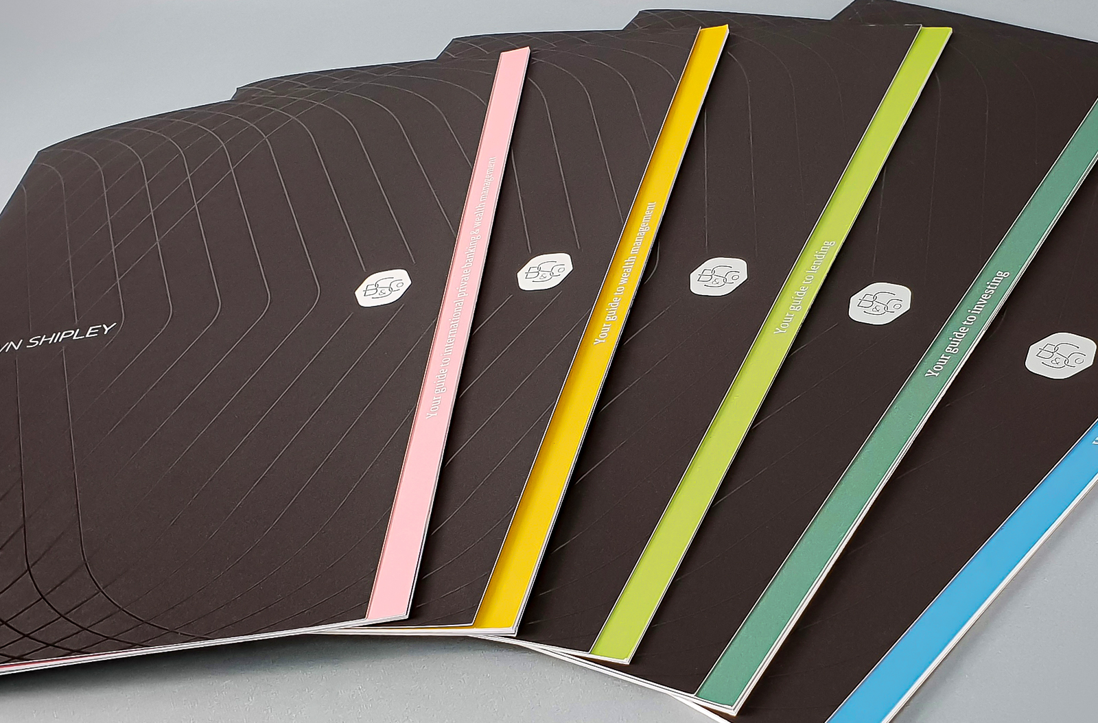 Brown Shipley Brochures