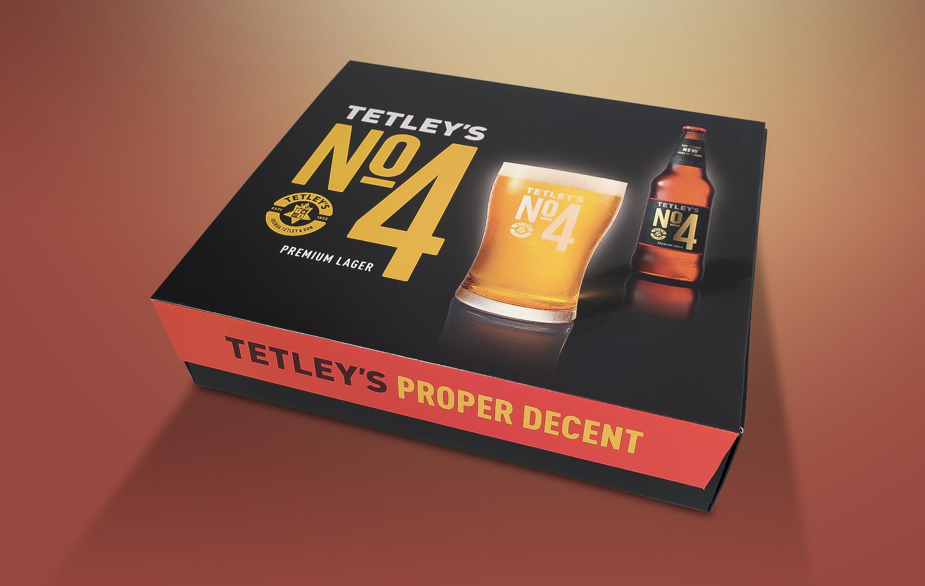 Tetleys Box