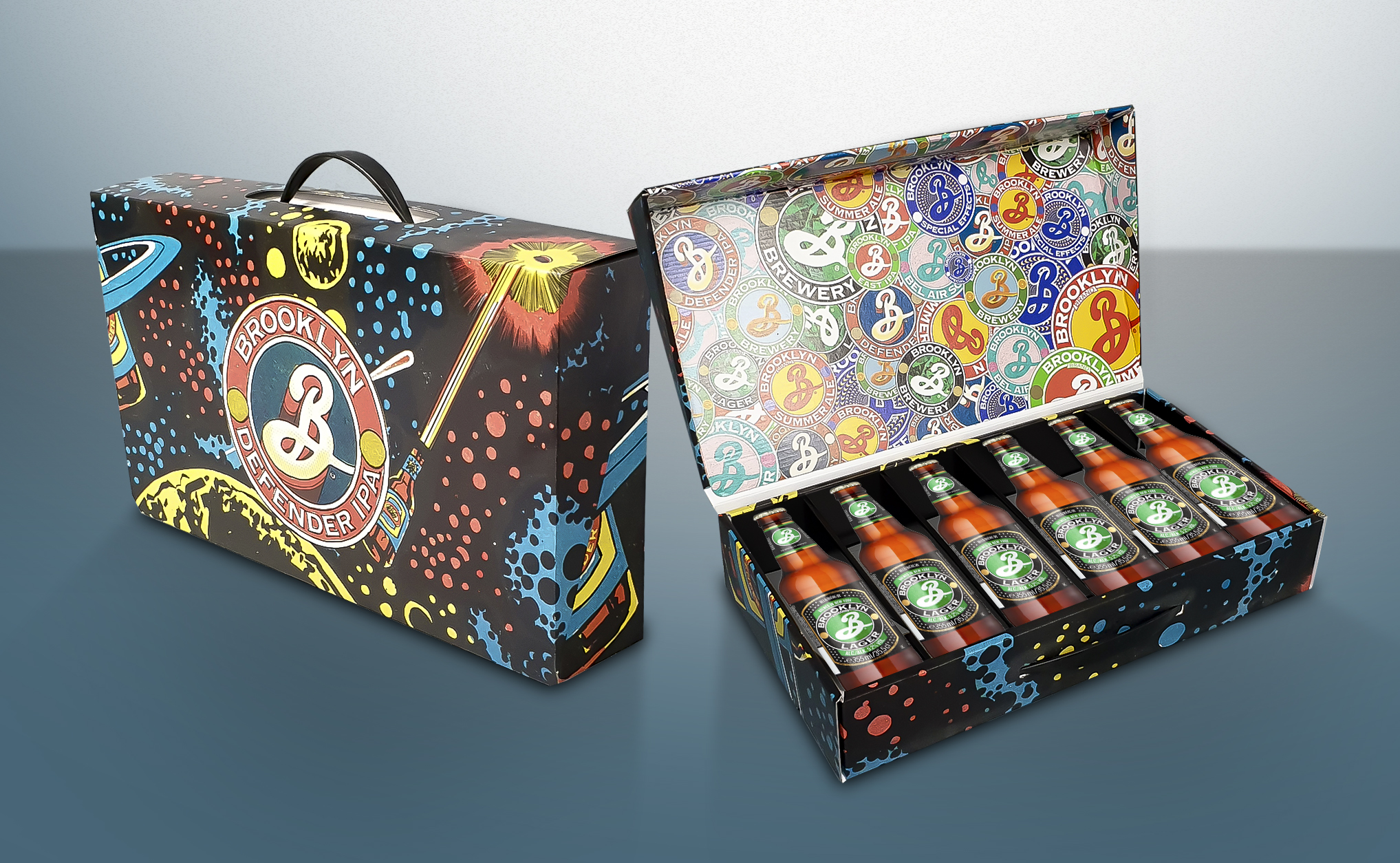 Brooklyn Lager Case Pack