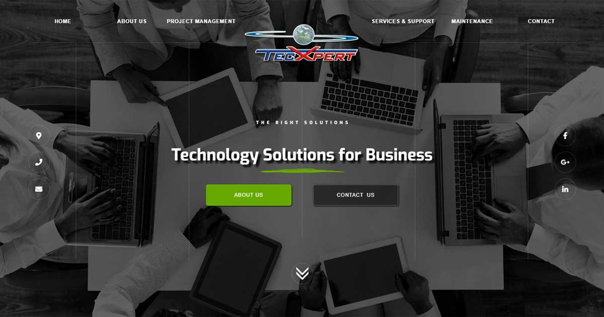 Tecxpert-Support And Service