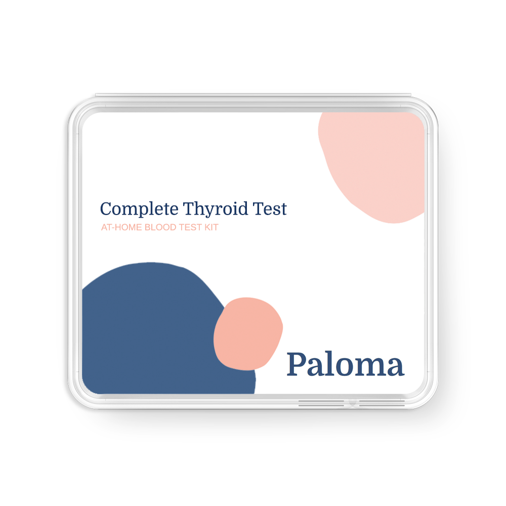 The most complete Thyroid blood test | Paloma Health
