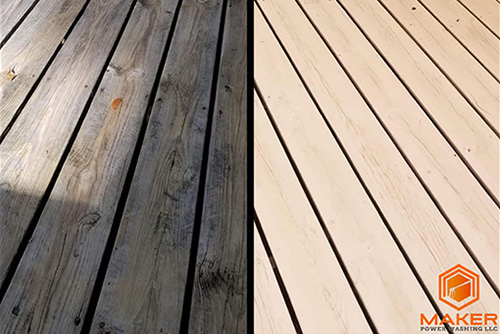 fence & deck restoration