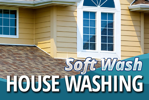 siding washing in northwest arkansas
