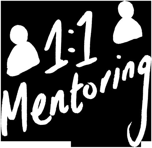 1:1 Mentoring