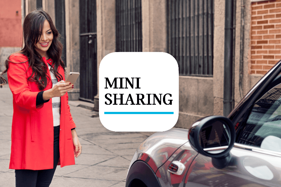 MINI Sharing private carsharing