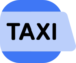 Taxi hailing software solutions built with M-TOOLS.