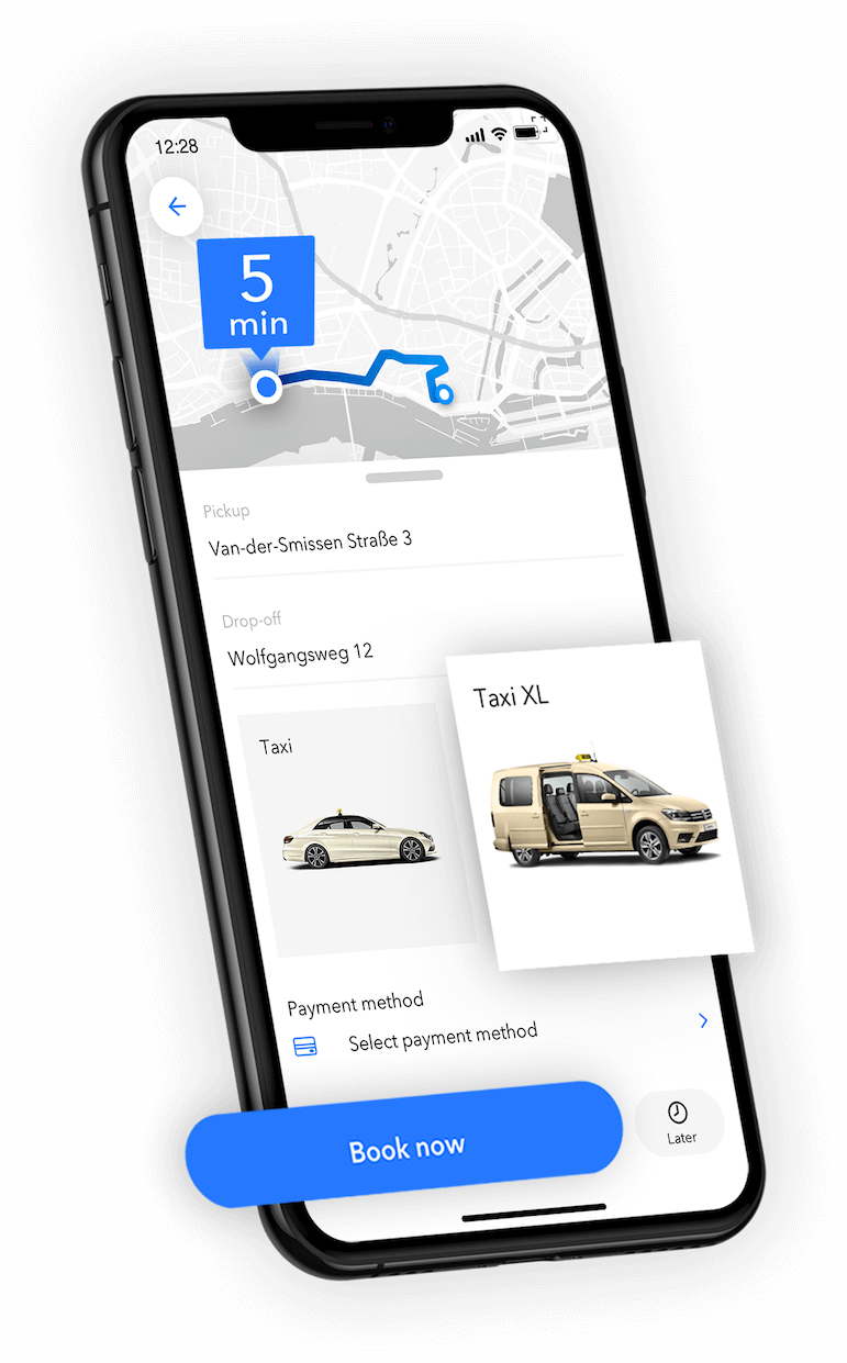 M-TRIBES Taxi and Ride-Hailing Solution