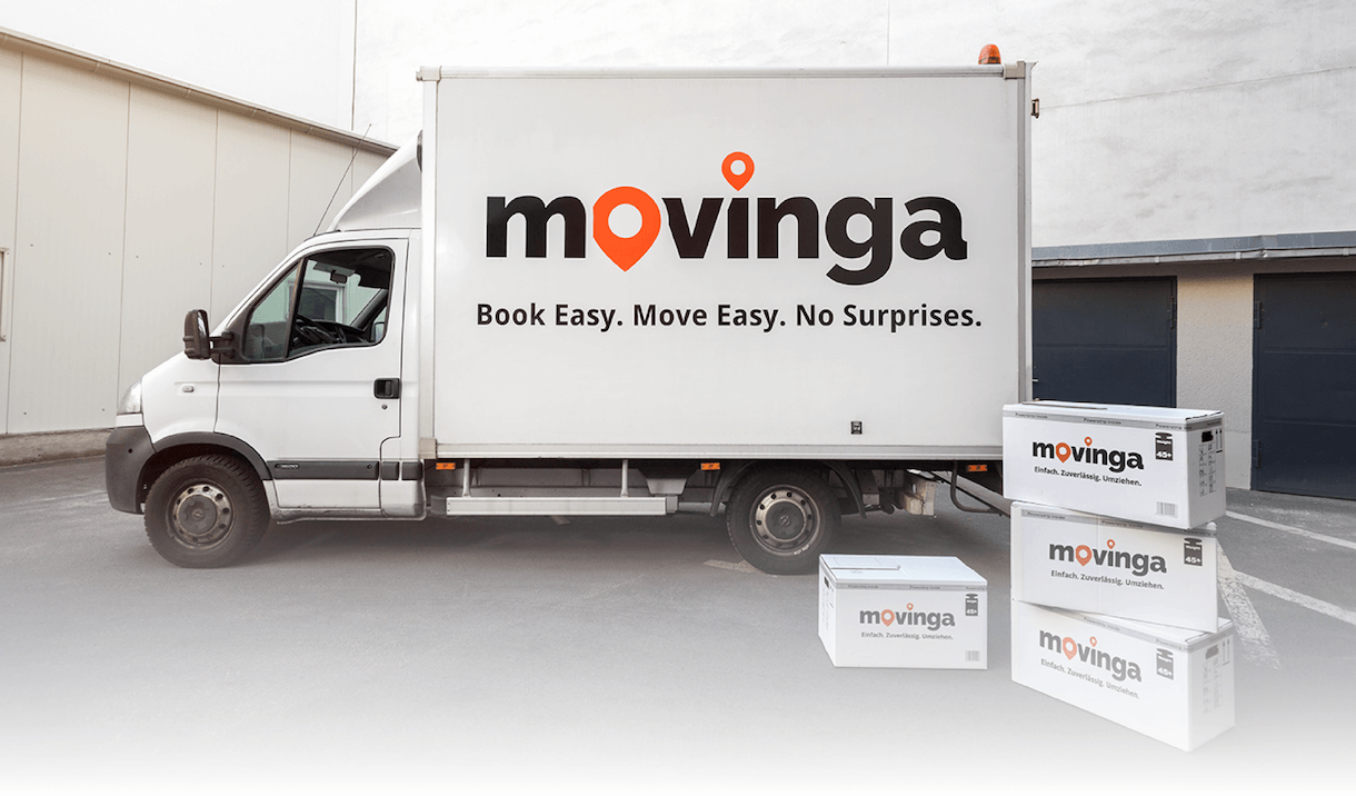 Movinga on-demand deliveryies - M-TRIBES customers