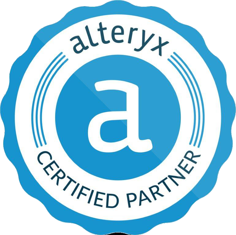 Alteryx Certified Partner