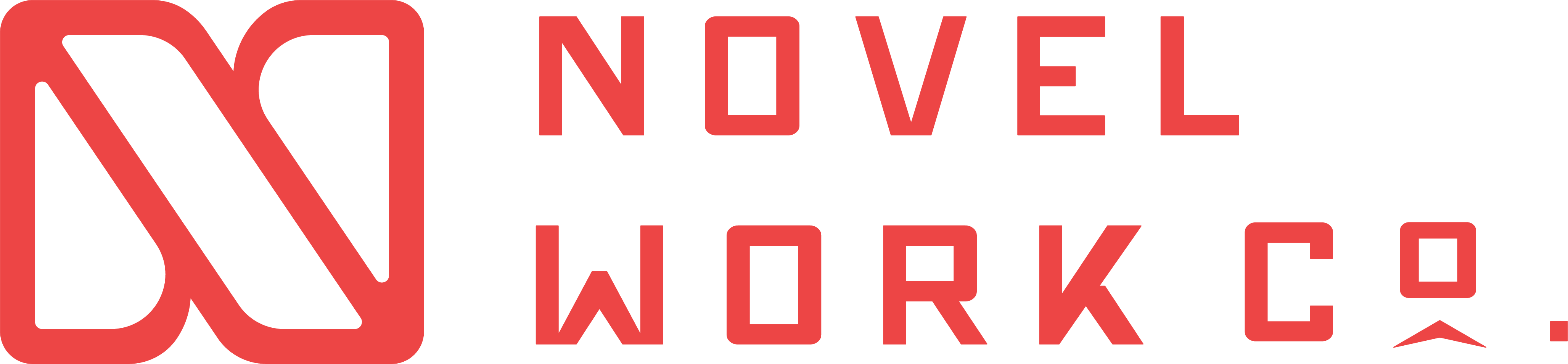 Novel Work Co. Logo