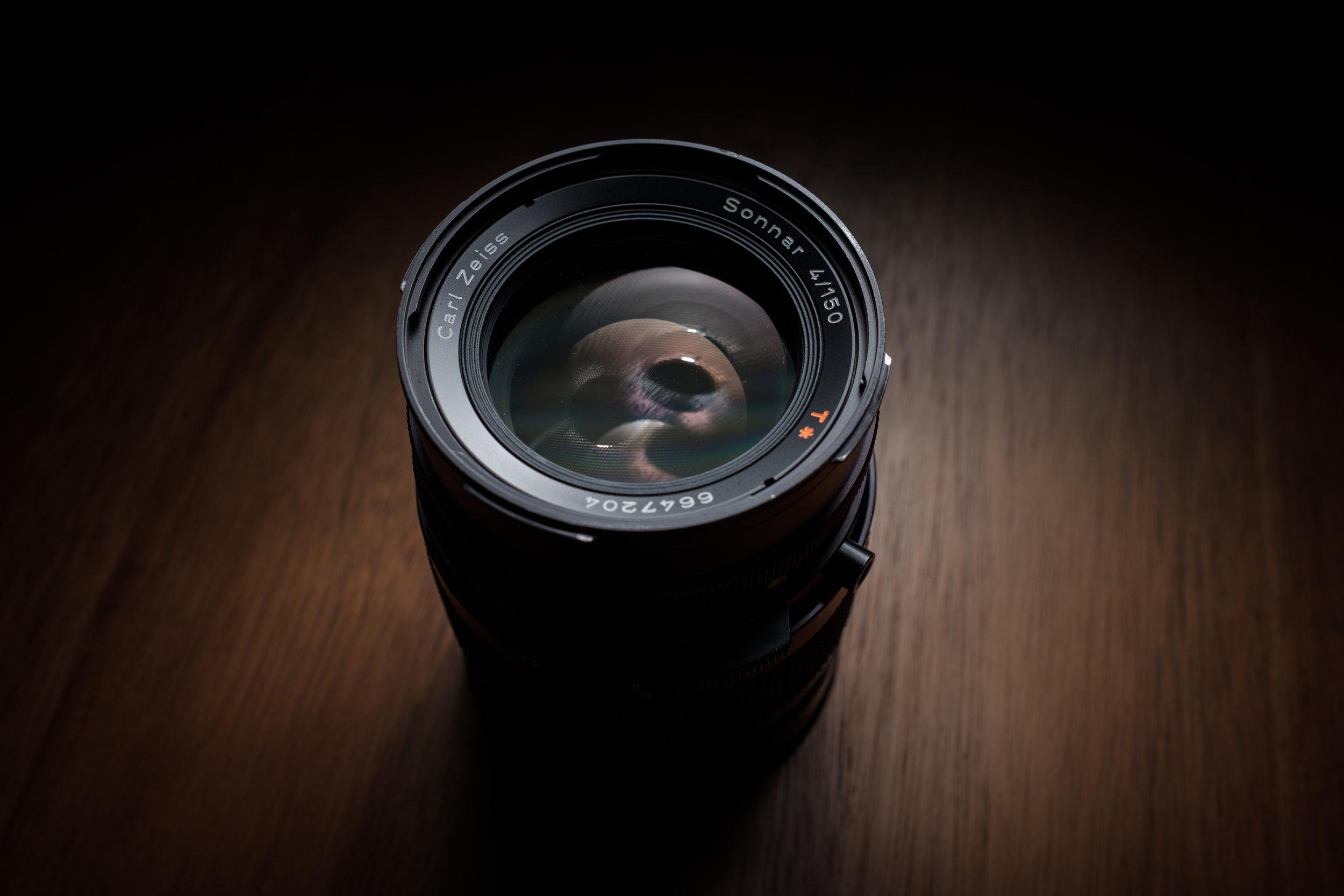 Hasselblad 150mm f4