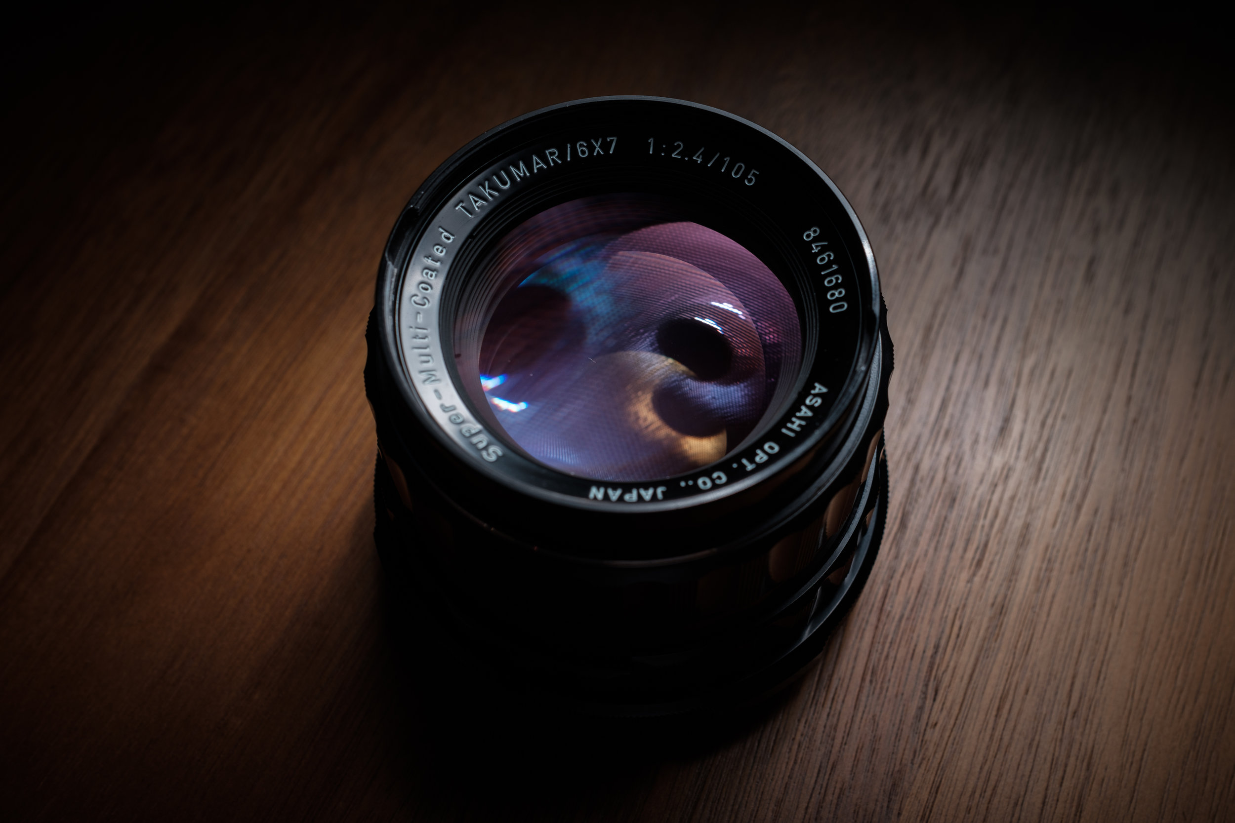 Pentax 67 105mm f2.4