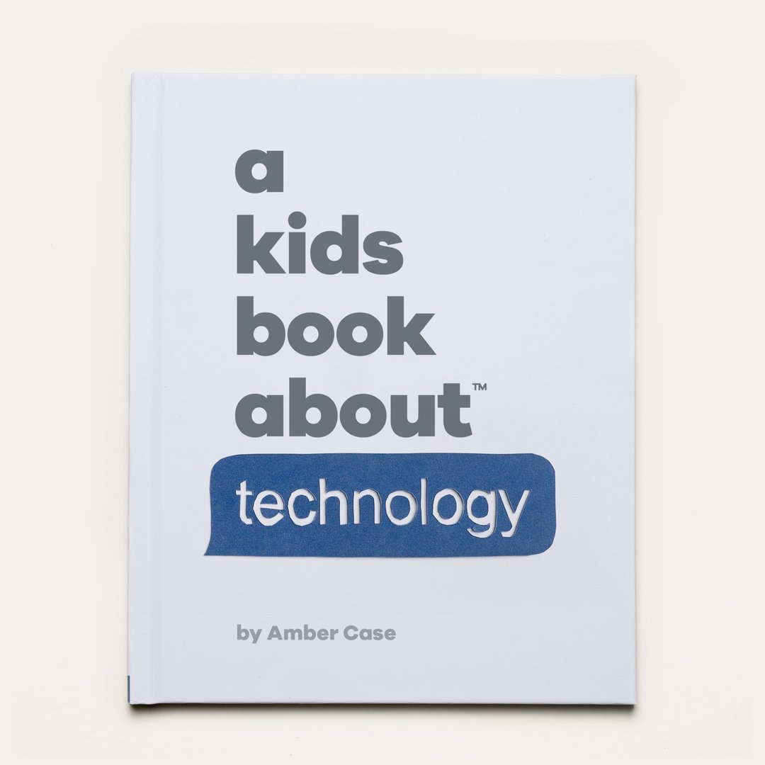 Introducing A Kids Book About Technology