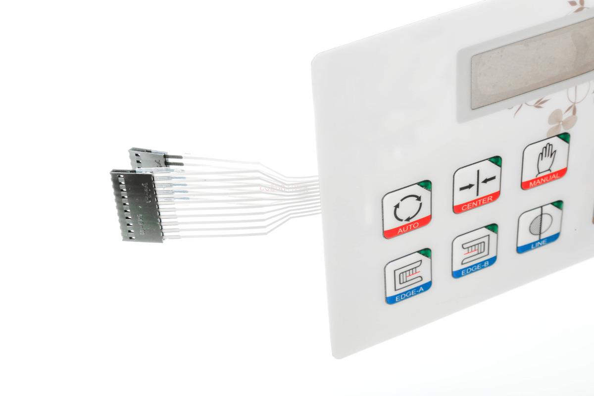 Folientastatur mit Kabel