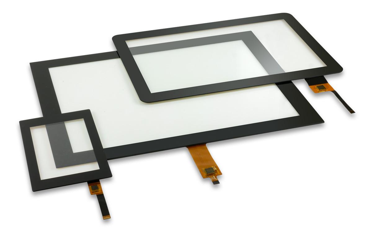ixes smarttouch Touchscreens in 3 Größen