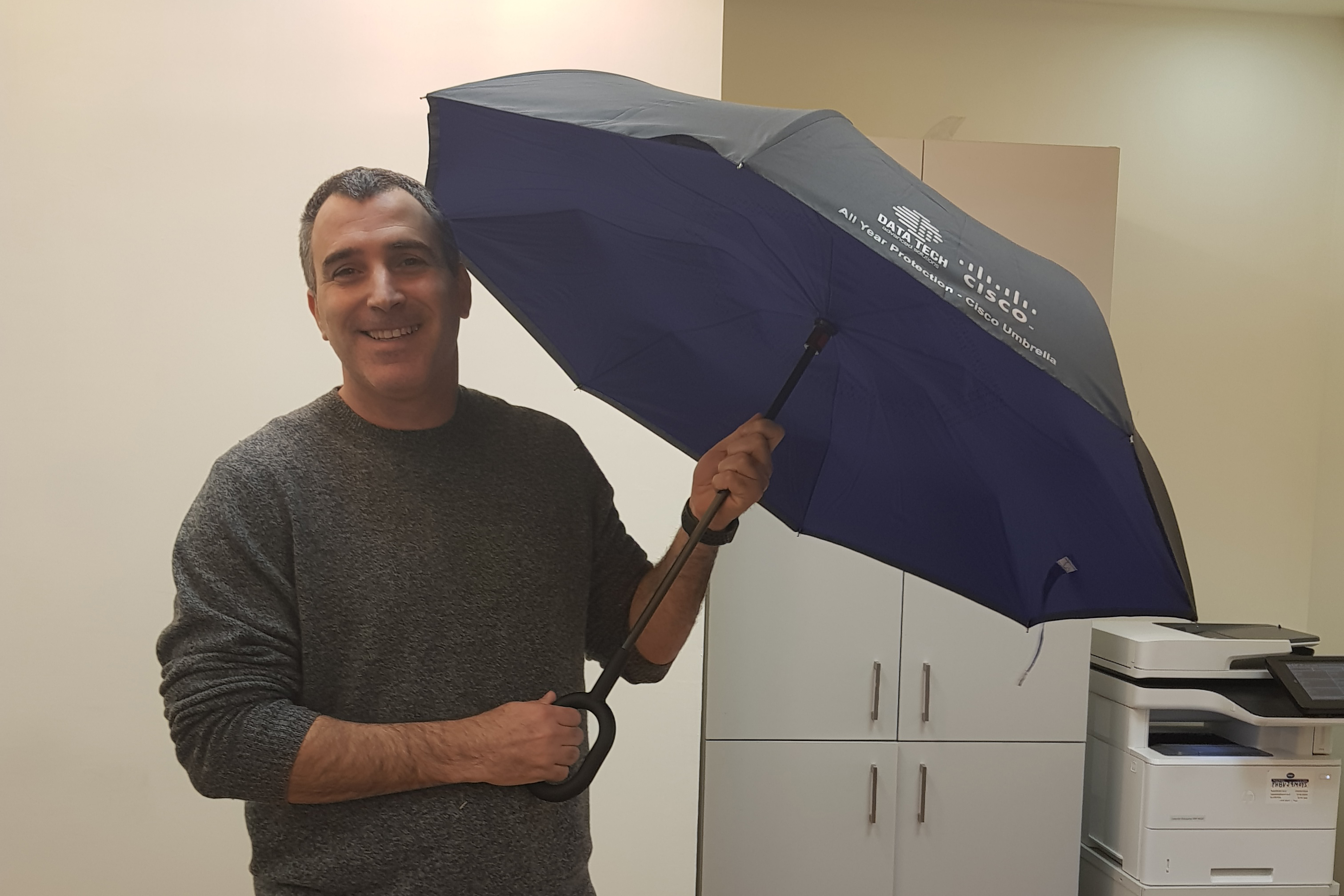 All Year Protection with CISCO Umbrella