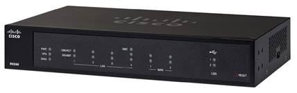 RV340 ,RV345, RV345 Dual WAN Gigabit VPN Router