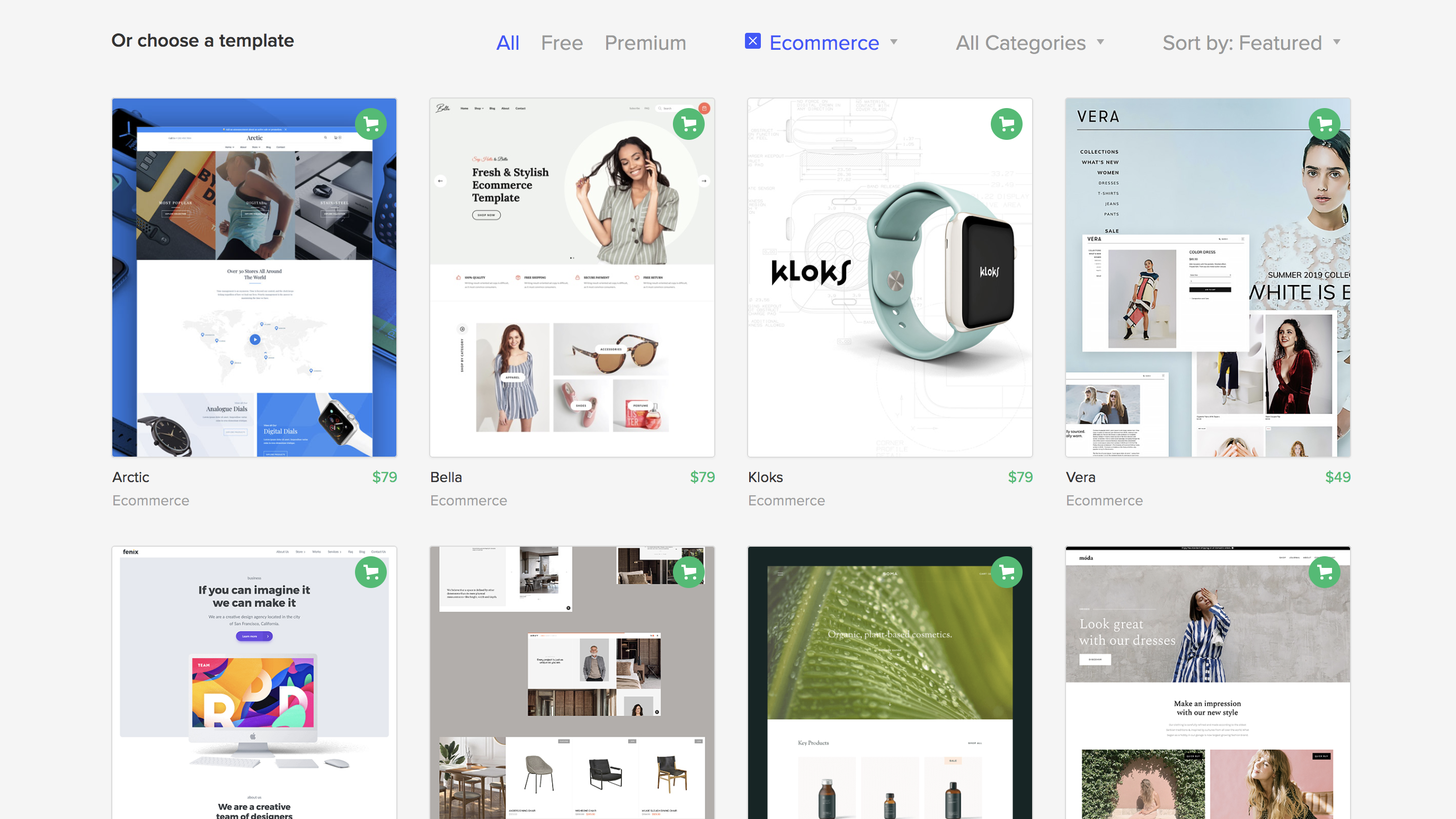 Shopify vs Webflow eCommerce 2019 | UX agency London