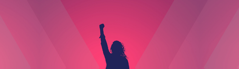 Stand up for your tribe kataplasma website banner