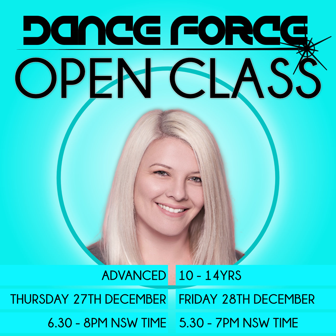 Open classes in January