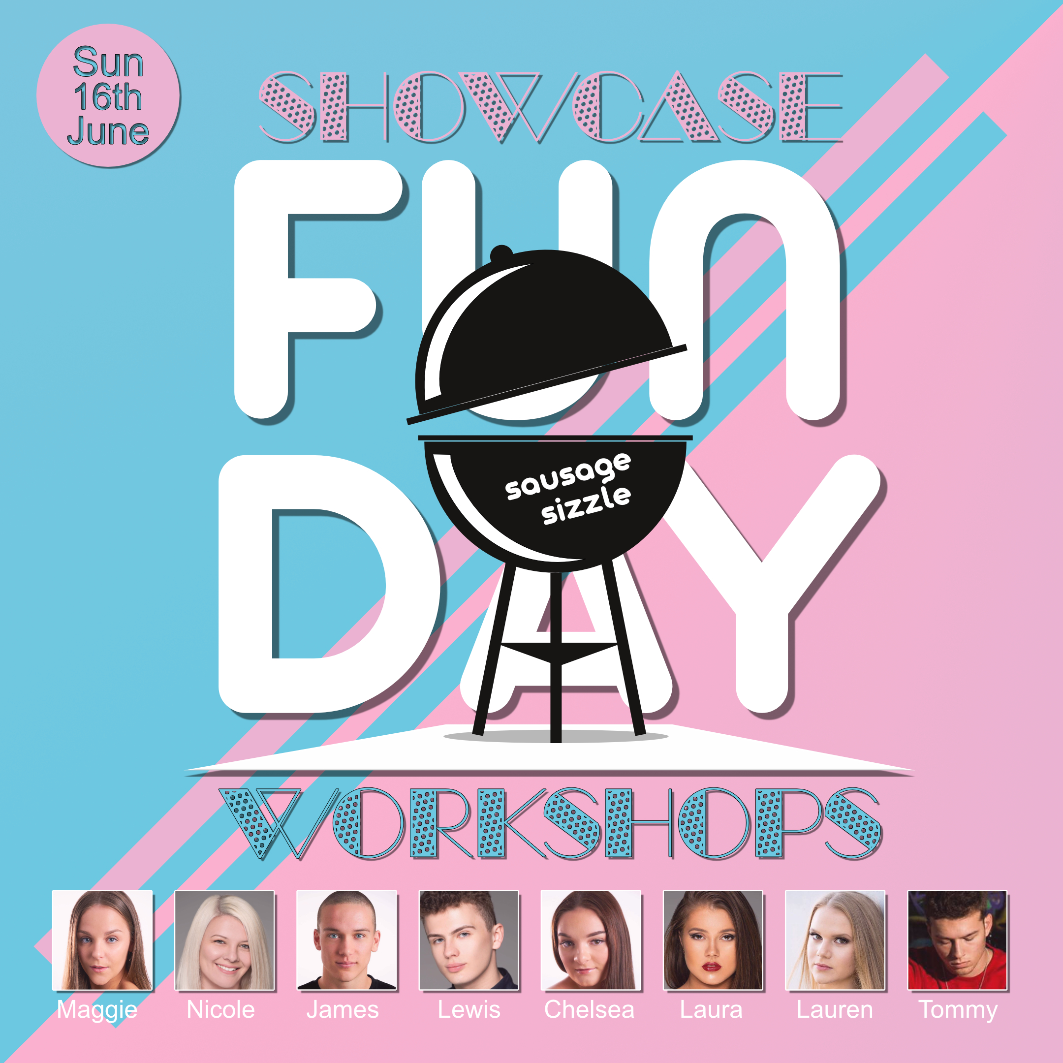 Sunday Funday Workshop & Solo Showcase