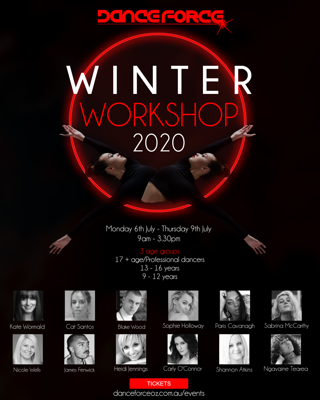 Winter Workshop - 2020